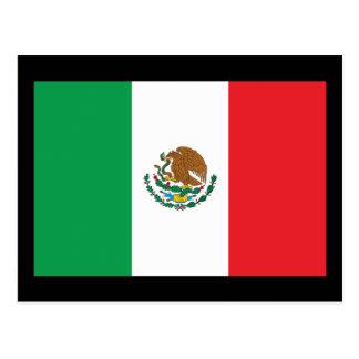 Bandera de México Tarjetas Postales
