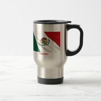 Bandera de México Taza Térmica