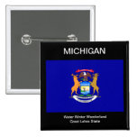 Bandera de Michigan