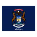 Bandera de Michigan Postal