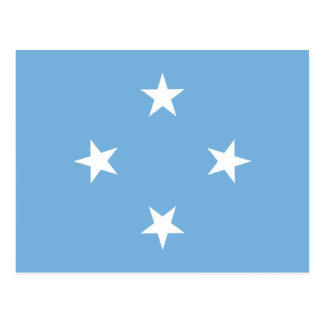 Bandera de Micronesia Postal