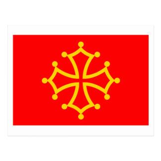 Bandera de Midi-Pyrénées Postal