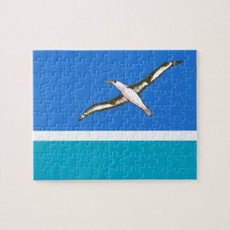 Bandera de Midwayer Puzzles Con Fotos