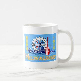 Bandera de Milwaukee Taza