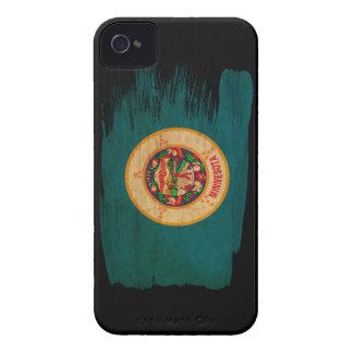 Bandera de Minnesota Case-Mate iPhone 4 Fundas