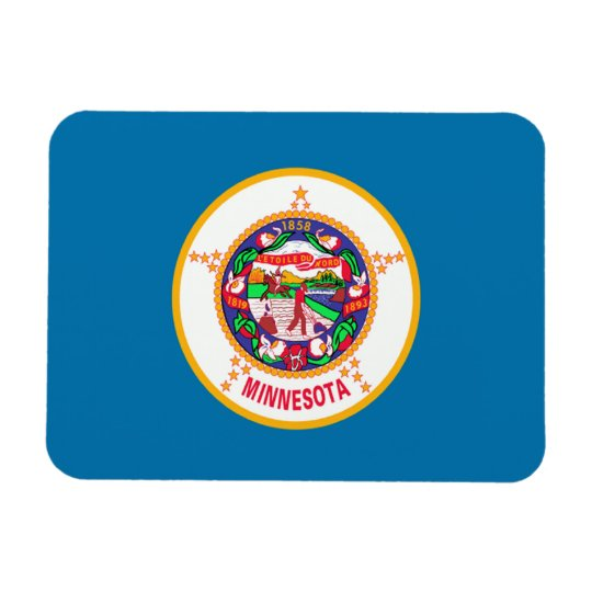 Bandera de Minnesota Imanes