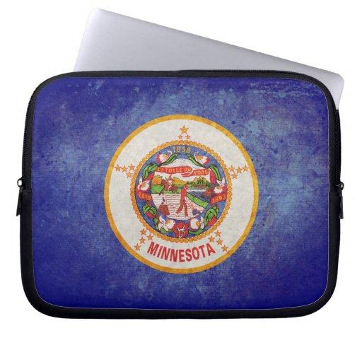 Bandera de Minnesota Manga Portátil