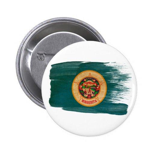 Bandera de Minnesota Pin