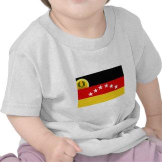 Bandera de Miranda Camisetas