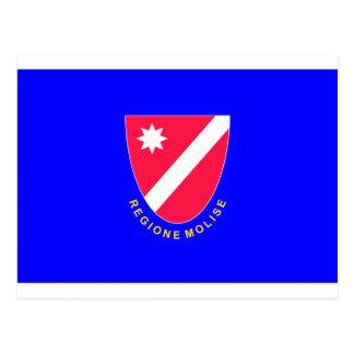 Bandera de Molise (Italia) Postal