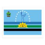 Bandera de Monagas Tarjetas Postales
