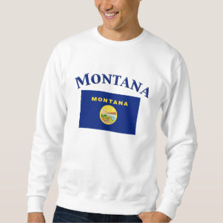 Bandera de Montana Suéter