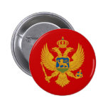 Bandera de Montenegro Pin