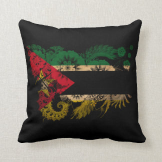 Bandera de Mozambique Cojin