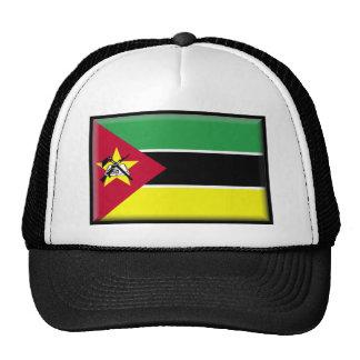 Bandera de Mozambique Gorro