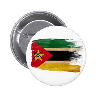 Bandera de Mozambique Pin Redondo 5 Cm