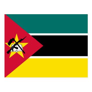 Bandera de Mozambique Postales