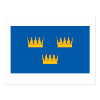 Bandera de Munster Tarjetas Postales