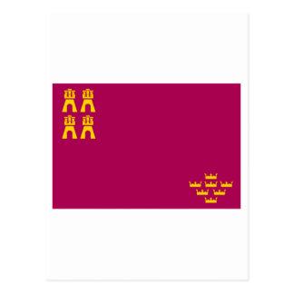 Bandera de Murcia Postal