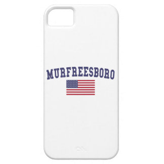 Bandera de Murfreesboro los E.E.U.U. iPhone 5 Fundas