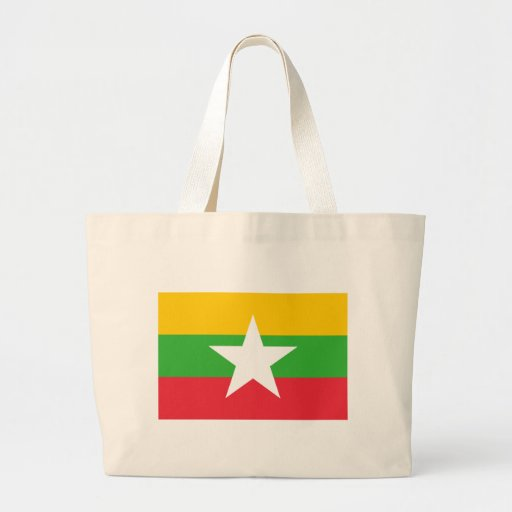 Bandera de Myanmar Bolsa