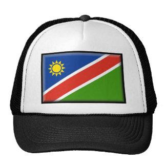 Bandera de Namibia Gorras