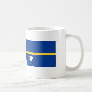 Bandera de Nauru Taza