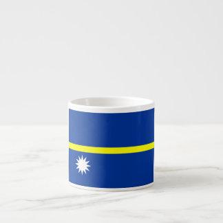 Bandera de Nauru Taza Espresso