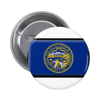 Bandera de Nebraska Pin