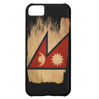 Bandera de Nepal Funda Para iPhone 5C