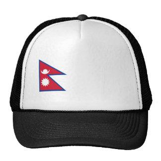 Bandera de Nepal Gorros