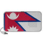 Bandera de Nepal PC Altavoces