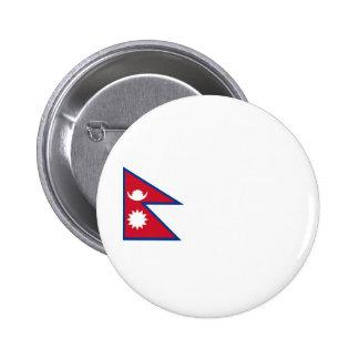 Bandera de Nepal Pins