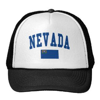 Bandera de Nevada Gorros