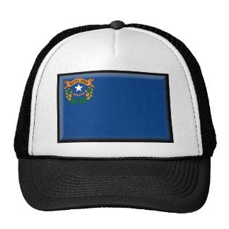 Bandera de Nevada Gorro De Camionero