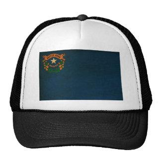 Bandera de Nevada Gorras