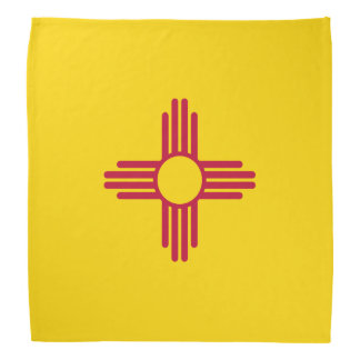 Bandera de New México Bandana