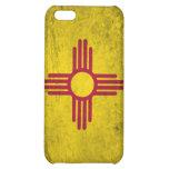 bandera de New México del caso del iPhone 4