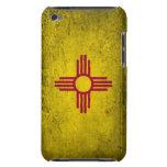 bandera de New México del caso del tacto de iPod iPod Touch Cárcasas