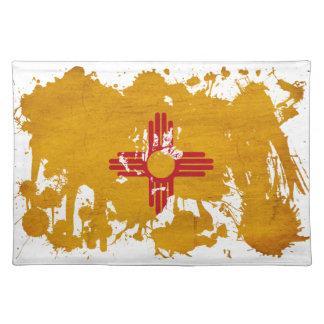 Bandera de New México Mantel