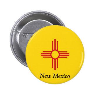 Bandera de New México Pin