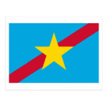 Bandera de Ngaraard Tarjeta Postal