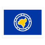 Bandera de Ngeremlengui Tarjetas Postales