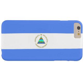 Bandera de Nicaragua Funda Barely There iPhone 6 Plus