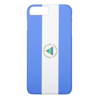 Bandera de Nicaragua Funda iPhone 7 Plus
