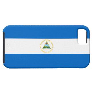 Bandera de Nicaragua Funda Para iPhone SE/5/5s