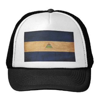 Bandera de Nicaragua Gorras