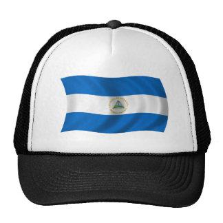 Bandera de Nicaragua Gorro