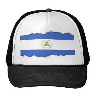Bandera de Nicaragua Gorro De Camionero