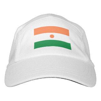Bandera de Niger Gorra De Alto Rendimiento